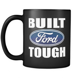 Ford Built Tough Mug