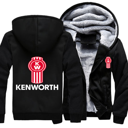 Superwarm Kenworth Jackets With FREE SHIPPING!