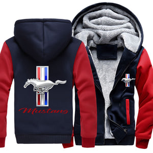 Super Warm Mustang Jackets With FREE SHIPPING!