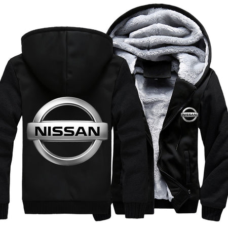 Superwarm Nissan Jackets With FREE SHIPPING!