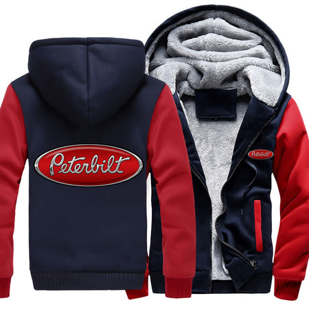 Super Warm Peterbilt Jackets With FREE SHIPPING!