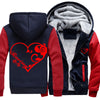Racing Heart Jacket With FREE SHIPPING!