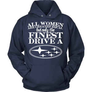 All Women Are Created Equal Subaru