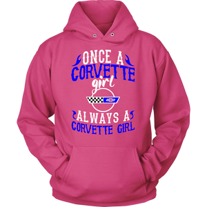 Once a Corvette Girl, Always A Corvette Girl C4BV!