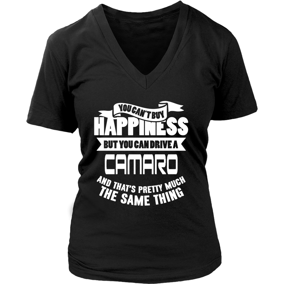 You Can't Buy Happiness Camaro