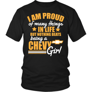 I Am Proud Of Many Things In Life But Nothing Beats Being A Chevy Girl!