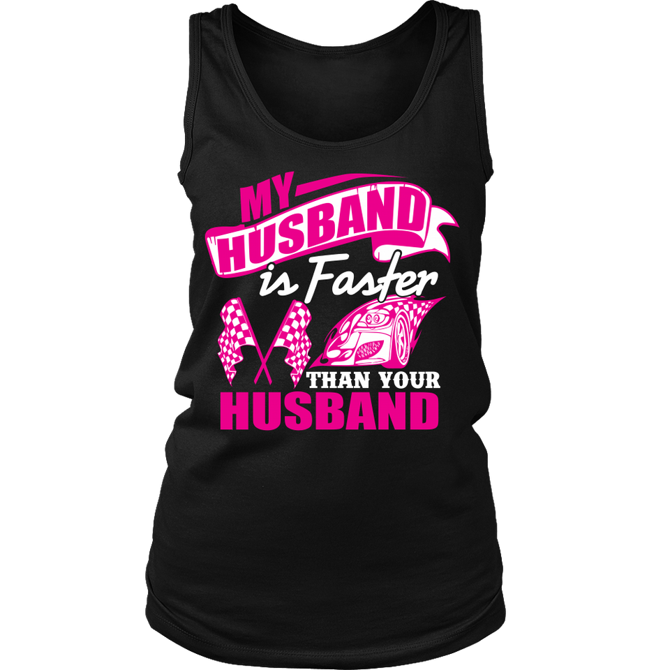 My Husband Is Faster Than Your Husband!