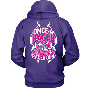 Once A Race Girl, Always A Race Girl!