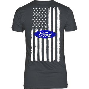 Limited Edition - Ford Us Flag B
