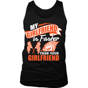 My Girlfriend Is Faster Than Your Girlfriend