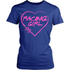 Racing Girl Heart