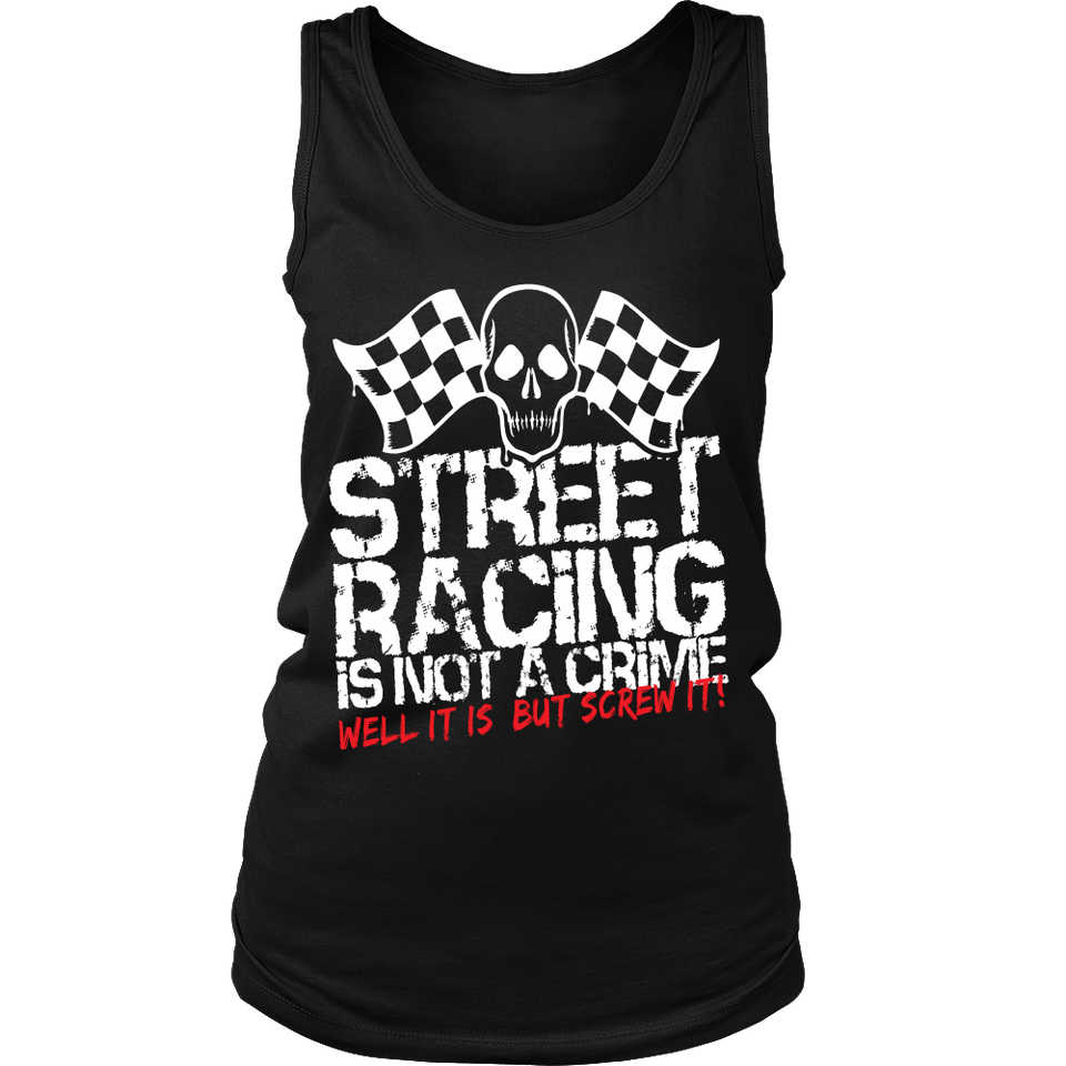 Street Racing Is Not a Crime!