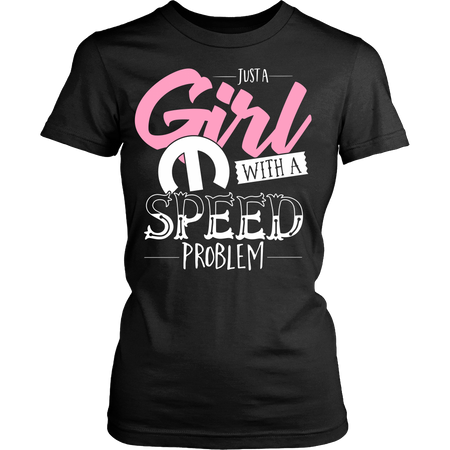Just a Girl With Speed Problem Mopar