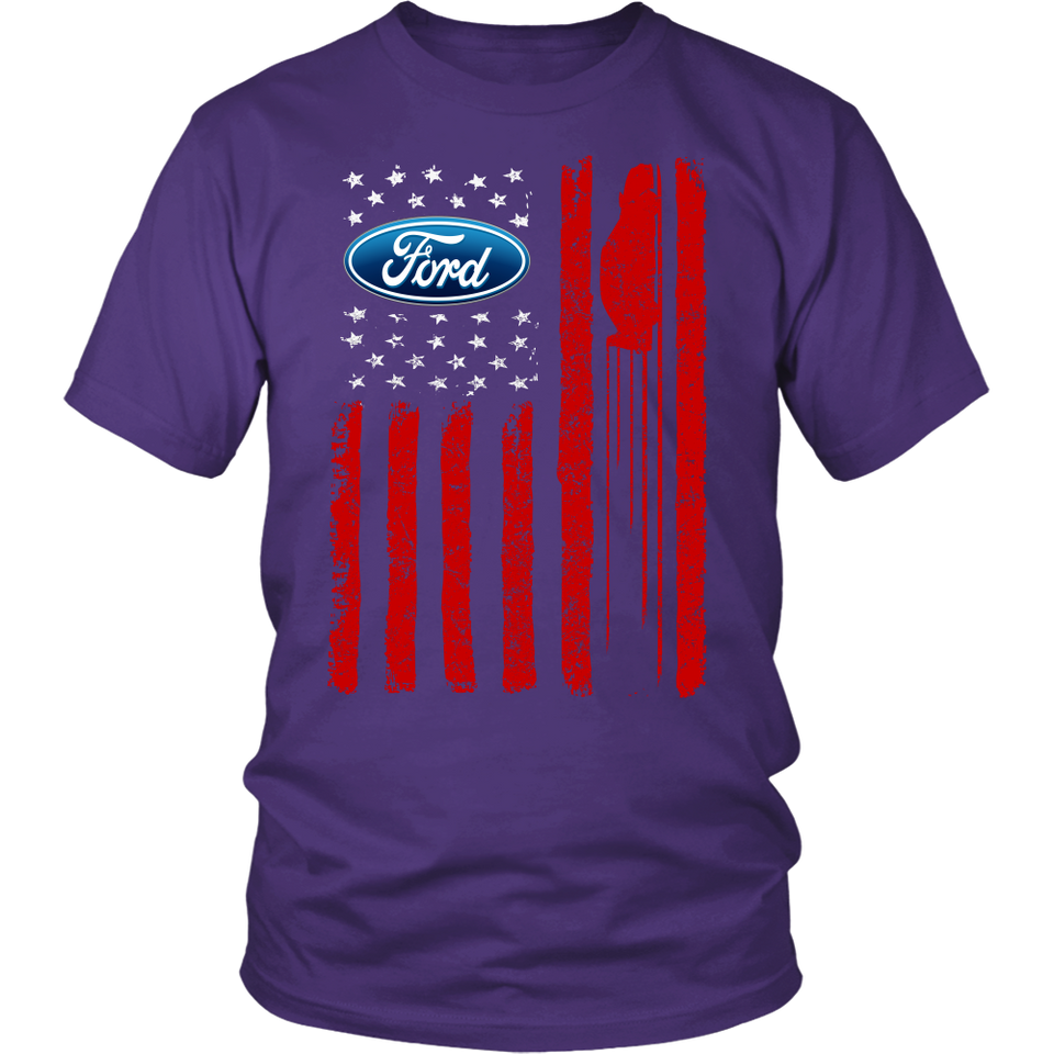 Limited Edition - Ford US Flag New F
