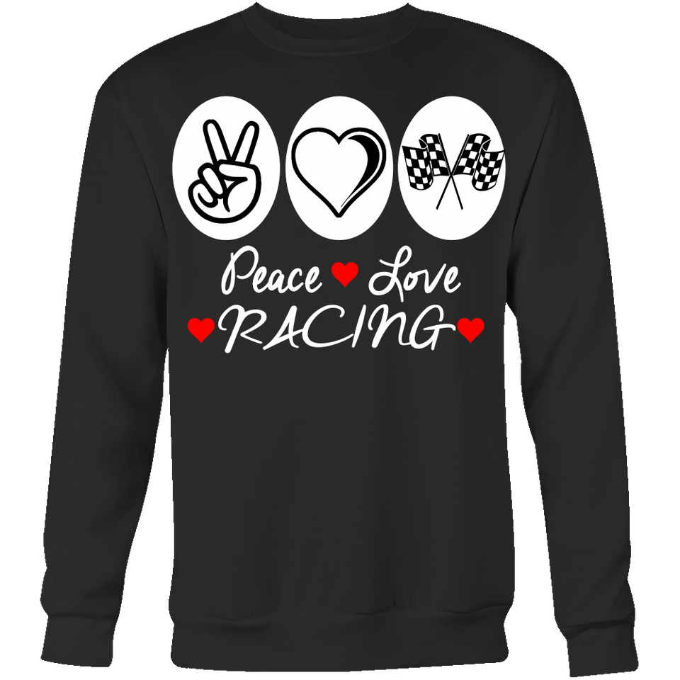 Peace, Love, Racing