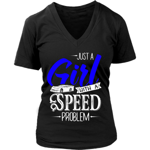 Just a Girl With a Speed Problem Racing BV