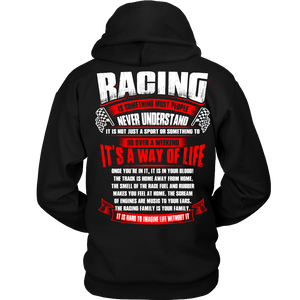 Racing It's a Way Of Like