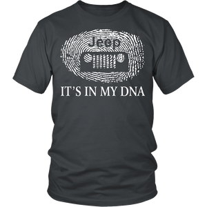 It's In My DNA Jeep