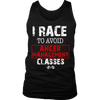 I Race To Avoid Anger Management Classes!