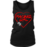 Racing Girl Heart RV