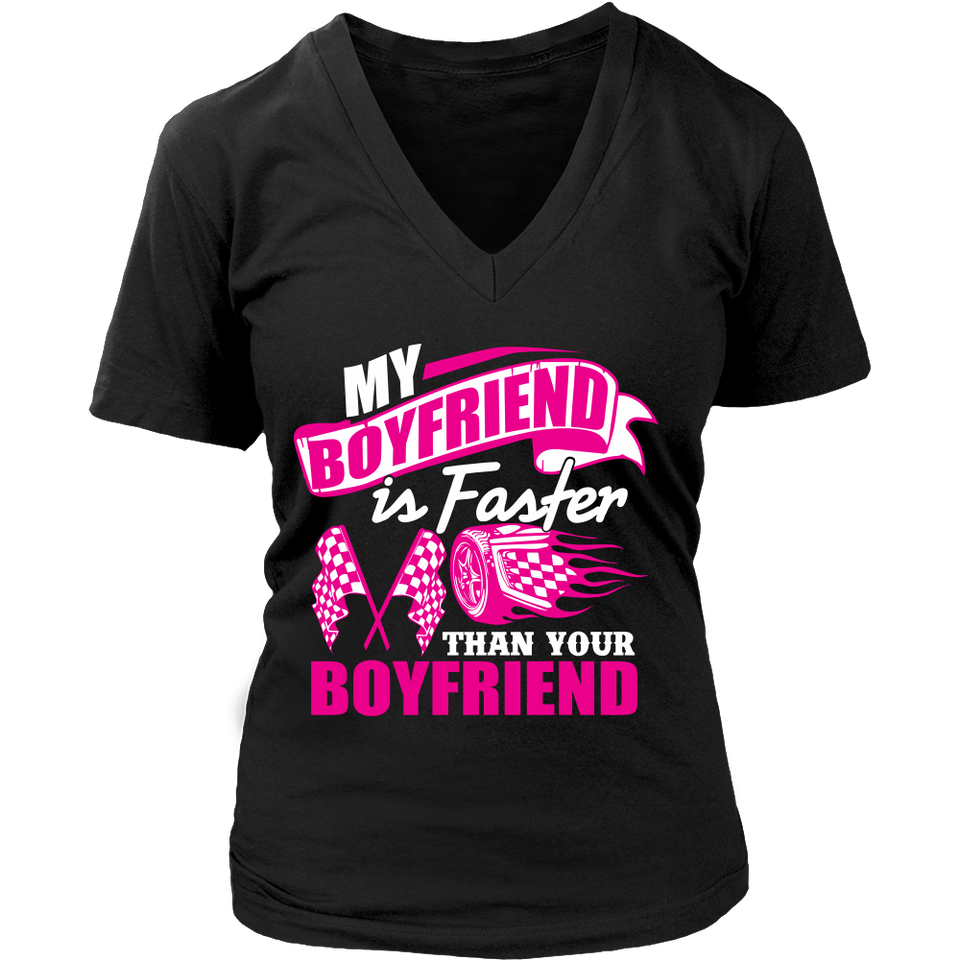 My Boyfriend Is Faster Than Your Boyfriend