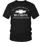 All I Care About Is My Chevy