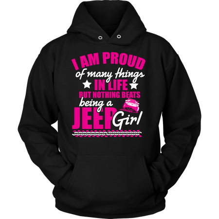 I Am Proud Of Many Things In Life But Nothing Beats Being A Jeep Girl!