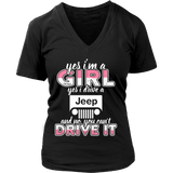Yes I'm a Girl, Yes I Drive a Jeep