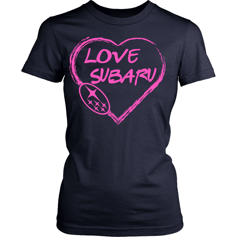 Love Subaru Heart