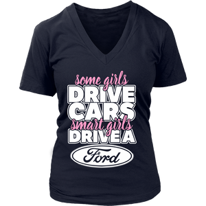 Smart Girls Drive a Ford