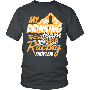 My Drinking Team Has A Racing Problem!