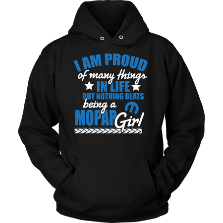 I Am Proud Of Many Things In Life But Nothing Beats Being A Mopar Girl!