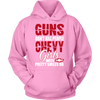 Guns Don't Kill People, Chevy Girls With Pretty Smiles Do RV!