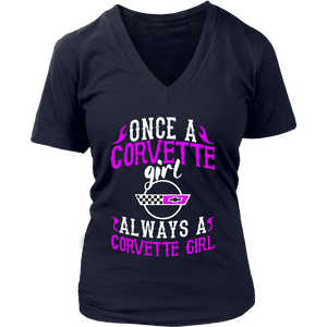 Once a Corvette Girl, Always A Corvette Girl C4PuV!