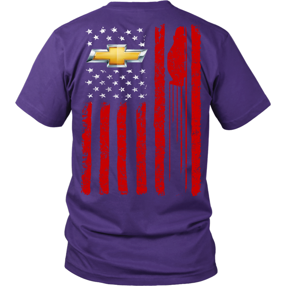 Limited Edition - Chevrolet US Flag