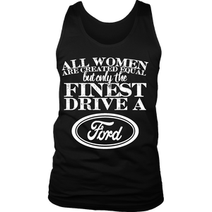 All Women Are Created Equal Ford