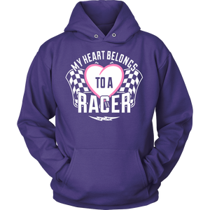 My Heart Belongs To A Racer!