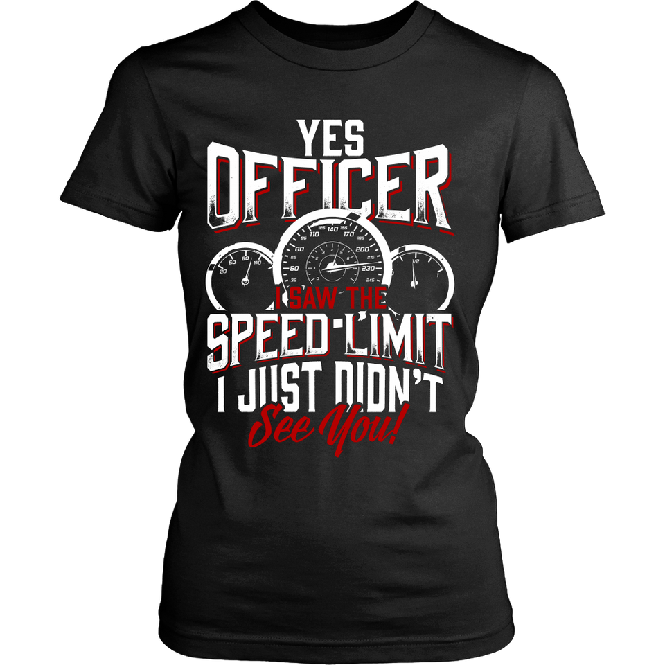 Limited Edition - Yes Officer ...!