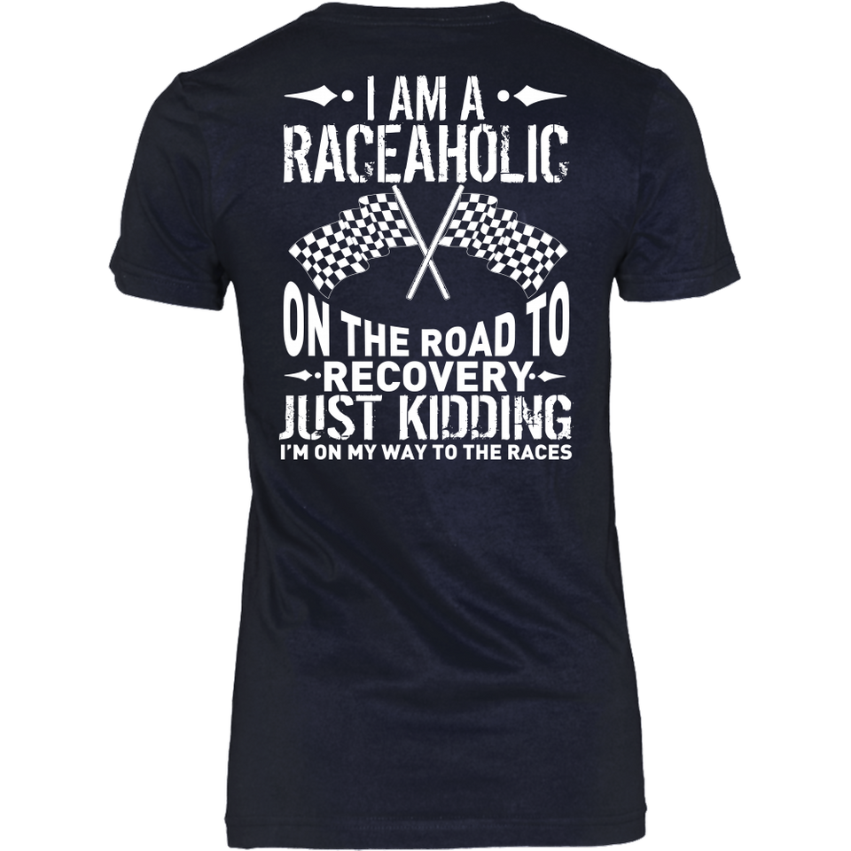 I'm A Raceaholic On The Road To Recovery!