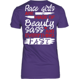 Race Girls Are Made Of Beauty Sass And Everything Fast DoB