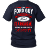 I'm A Ford Guy My Level Of Sarcasm!
