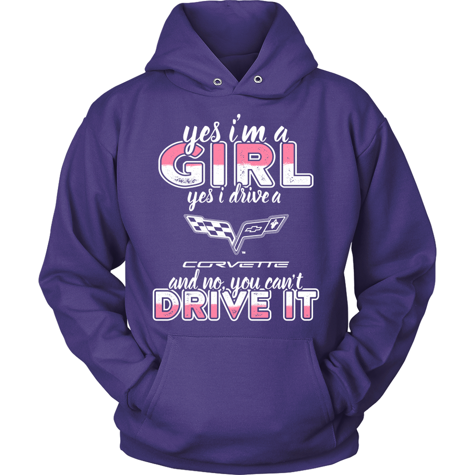 Yes I'm a Girl, Yes I Drive a Corvette