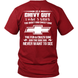 As A Chevy Guy!