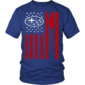 Limited Edition - Subaru US Flag
