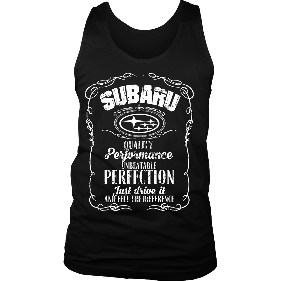 Subaru Quality,Performance,Unbeatable!