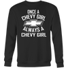 Once A Chevy Girl, Always A Chevy Girl!