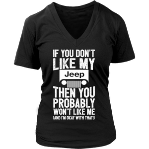 If You Don't Like My Jeep