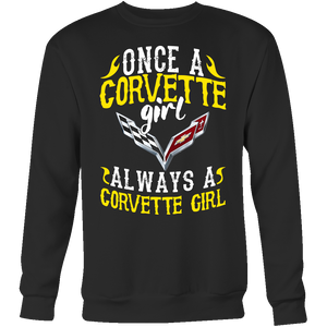 Once a Corvette Girl, Always A Corvette Girl C7YV!