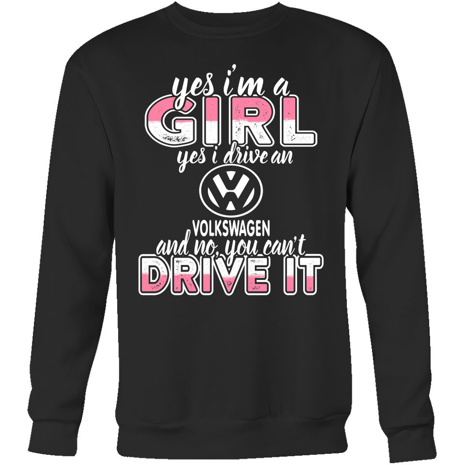 Yes I'm a Girl, Yes I Drive a Volkswagen