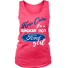 Keep Calm I'm a Smoking Hot Ford Girl